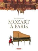 MOZART - Mozart in Paris - Book - di-arezzo.co.uk