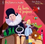 La boite à joujoux Claude Debussy Livre laflutedepan.com