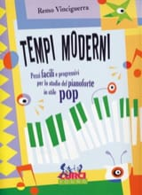 Remo Vinciguerra - Tempo moderni - Sheet Music - di-arezzo.com