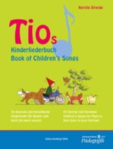 Tios Kinderliederbuch Kerstin Strecke Partition laflutedepan.com