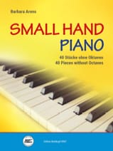 Small Hand Piano Barbara Arens Partition Piano - laflutedepan
