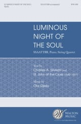 Ola Gjeilo - Luminous Night of the Soul - Sheet Music - di-arezzo.co.uk