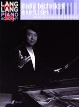 Daily Technical Exercices Lang Lang Partition Piano - laflutedepan