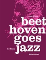 Beethoven goes jazz BEETHOVEN Partition Piano - laflutedepan.com