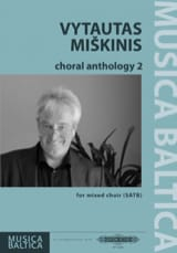 Vytautas Miskinis - Choral Anthology. Volume 2 - Partition - di-arezzo.fr