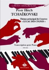 Tchaikovsky - Swan Lake - Main theme - Sheet Music - di-arezzo.co.uk