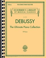 Claude Debussy - The Ultimate Piano collection - Sheet Music - di-arezzo.com