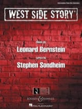 Leonard Bernstein - West Side Story - Piano - Sheet Music - di-arezzo.co.uk