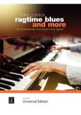 Ragtime Blues and More Mike Cornick Partition Piano - laflutedepan.com