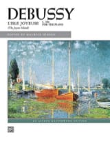 Claude Debussy - Isle Joyeuse - Sheet Music - di-arezzo.co.uk