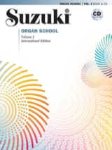 Organ School. Volume 2 SUZUKI Partition Orgue - laflutedepan