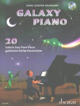 Galaxy Piano Hans-Günter Heumann Partition Piano - laflutedepan
