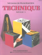 BASTIEN - Bastien Piano Methode - Technik Stufe 1 - Noten - di-arezzo.de