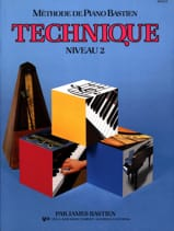 BASTIEN - Bastien Piano Methode - Technik Stufe 2 - Noten - di-arezzo.de