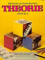 Méthode de Piano Bastien - Théorie Niveau 4 BASTIEN laflutedepan.com
