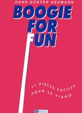 Boogie For Fun - Hans-Günter Heumann - Partition - laflutedepan.com