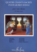 - 4 Sacred Songs. Aloud - Sheet Music - di-arezzo.com
