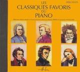 Classiques Favoris Débutant CD Partition Piano - laflutedepan.com