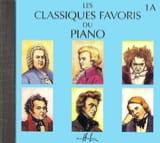 Classiques Favoris Volume 1A. CD Partition Piano - laflutedepan.com