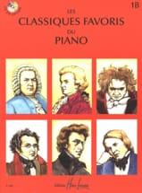 Classiques Favoris Volume 1B Partition Piano - laflutedepan.com