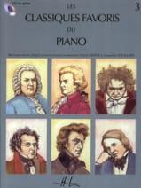 Classiques Favoris Volume 3 - Partition - laflutedepan.com