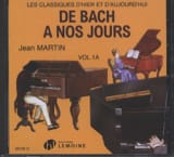 DE BACH A NOS JOURS - da Bach ai giorni nostri - Volume 1A - CD - Partitura - di-arezzo.it