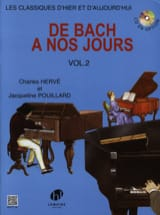 DE BACH A NOS JOURS - from Bach to the present day - Volume 2A - Sheet Music - di-arezzo.com