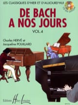 DE BACH A NOS JOURS - from Bach to the present day - Volume 4A - Sheet Music - di-arezzo.com