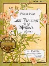 Les Plaisirs de la Musique - Débutant A Partition laflutedepan.com