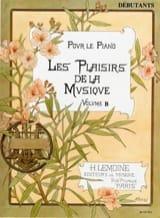 Les Plaisirs de la Musique - Débutant B Partition laflutedepan.com