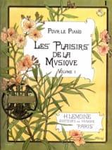 Les Plaisirs de la Musique - Volume 1A Partition laflutedepan.com