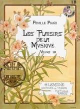 Les Plaisirs de la Musique - Volume 1B Partition laflutedepan.com