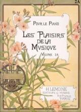 Les Plaisirs de la Musique - Volume 2A Partition laflutedepan.com
