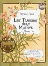Les Plaisirs de la Musique - Volume 2B Partition laflutedepan.com