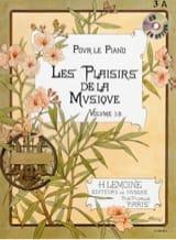 Les Plaisirs de la Musique - Volume 3A Partition laflutedepan.com