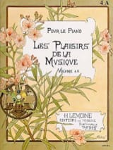 Les Plaisirs de la Musique - Volume 4a Partition laflutedepan.com