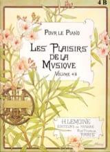 Les Plaisirs de la Musique - Volume 4B Partition laflutedepan.com