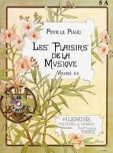 Les Plaisirs de la Musique - Volume 5a Partition laflutedepan.com
