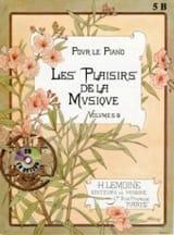 Les Plaisirs de la Musique - Volume 5B Partition laflutedepan.com