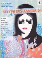 Succès des Années 70 Vol.2 - Partition - Piano - laflutedepan.com