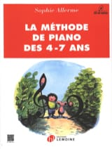 Méthode de Piano 4-7 Ans - Partition - Piano - laflutedepan.com