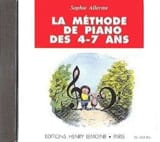 Sophie Allerme - CD - Méthode de Piano 4-7 ans - Partition - di-arezzo.fr