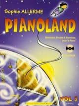 Sophie Allerme - Pianoland Volume 3 - Partition - di-arezzo.fr