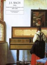 Aria de la Suite en Ré Majeur - Jean-Sébastien Bach - laflutedepan.com
