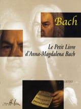 BACH - Anna Magdalena Bach's Little Book - Sheet Music - di-arezzo.co.uk