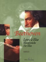 BEETHOVEN - Letter to Elise - Sheet Music - di-arezzo.com