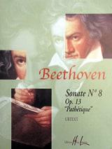 Sonate N° 8 Pathétique Opus 13 - laflutedepan.com