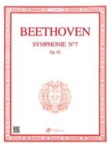 Symphonie N°7 En la Majeur Opus 92 BEETHOVEN laflutedepan.com