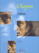 Préludes Opus 28. CHOPIN Partition Piano - laflutedepan.com