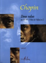 2 Valses Opus 69 Posthumes CHOPIN Partition Piano - laflutedepan.com